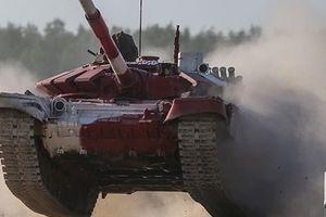 Nga đánh tiếng 'gạ' NATO mang xe tăng tới so tài