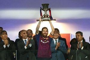 Barca đoạt Siêu cup Tây Ban Nha sau trận cầu kịch tính