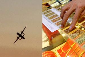 Máy bay chở khách Mỹ bị đánh cắp, người Iran ồ ạt mua vàng phòng thân