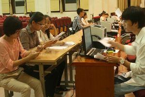 Nhiều cơ hội đang chờ đợi thí sinh ở đợt xét tuyển bổ sung