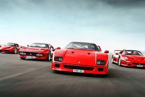 Ferrari có lợi nhuận lên tới 80.000 USD cho mỗi chiếc xe được bán ra