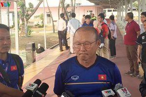 HLV Park Hang Seo: Olympic Việt Nam sẽ chơi tấn công với sơ đồ 3-4-3