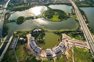 Hà Nội duyệt quy hoạch khu đô thị ven hồ Yên Sở