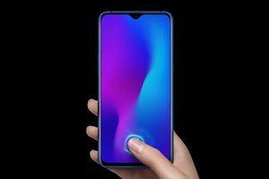 Oppo R17: smartphone tích hợp bảo mật vân tay dưới màn hình