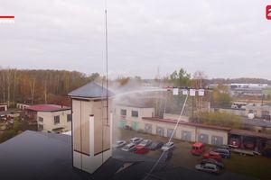 Thử nghiệm Máy bay không người lái chữa cháy nhà cao tầng