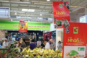 Thoát cảnh 'được mùa mất giá', nhãn lồng Hưng Yên vào siêu thị lớn