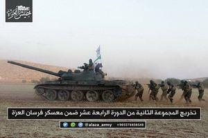 Quân đội Syria tự làm khó mình khi để lọt lượng lớn xe tăng T-62M vào tay phiến quân