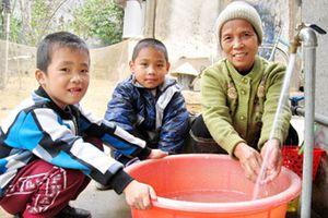 Nước sạch về làng