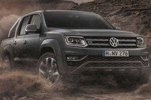 Ford Ranger có thể sẽ dùng chung cơ sở gầm bệ với Volkswagen Amarok