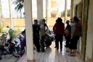 Hàng trăm người vây nhà chủ hụi ở Hải Phòng đòi tiền
