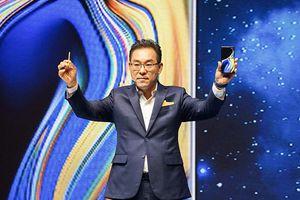Samsung muốn tung một chiếc smartphone 'chất nhất quả đất'