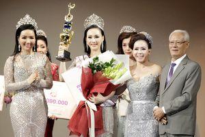Vương miện Hoa hậu Doanh nhân Toàn năng châu Á tìm được chủ nhân