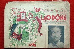 Báo Lao Động 89 năm đồng hành cùng đất nước