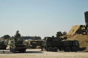 Tấn công căn cứ Syria, hàng loạt máy bay thù địch bị Nga diệt gọn