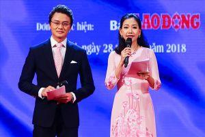 MC Hữu Bằng VTV: Tôi rất ấn tượng với những chương trình của Báo Lao Động