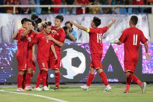 Olympic Việt Nam - Olympic Pakistan: Chiến thắng cho thầy trò HLV Park Hang Seo?
