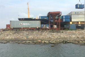 Khuất tất dự án mở rộng Tân cảng Quy Nhơn!