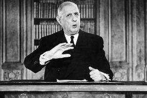 Hơn 30 lần thoát chết của cố Tổng thống Pháp Charles de Gaulle
