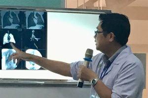 Điều trị thành công ca rò đường mật - khí quản đầu tiên ở Việt Nam