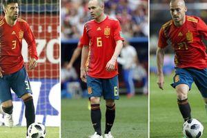 Thất bại World Cup, tuyển Tây Ban Nha mất ngay ba hảo thủ