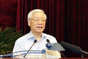 Tổng Bí thư Nguyễn Phú Trọng: Bảo đảm lợi ích tối cao của quốc gia - dân tộc