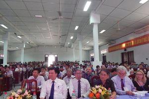 Giáo Sư Ngô Bảo Châu tham dự Đại hội Toán học Việt Nam lần thứ IX