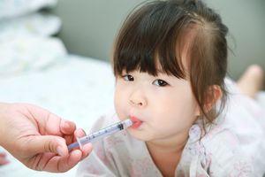 Để con uống thuốc dễ như… ăn kẹo