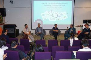 'Sân chơi' cho các học giả quốc tế nghiên cứu kinh tế Việt Nam