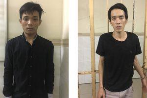 Cướp giật điện thoại, dùng gạch đá tấn công Cảnh sát tìm đường thoát