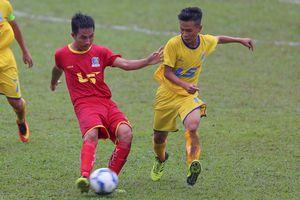 VCK U.15 quốc gia 2018: Viettel thắng kịch tính