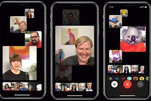 Apple trì hoãn tính năng hỗ trợ video nhóm 32 người trong FaceTime