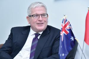 Đại sứ Australia: Tự hào khi được làm việc tại Việt Nam