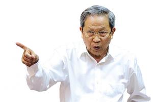 Thiếu tướng Lê Văn Cương: Để Việt Nam tự tin nơi bể lớn