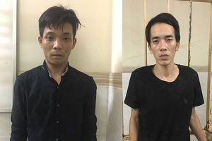 Hình sự truy đuổi hai tên cướp như phim hành động ở trung tâm Sài Gòn