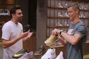 Ronaldo mạnh tay chi tiền để 'đại náo' Sneaker Shopping ở Trung Quốc