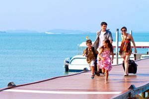 'Bùng nổ' xu hướng du lịch gia đình trong năm 2018