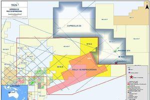 TGS cập nhật thông tin về bộ dữ liệu địa chấn tại Úc