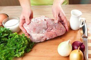 Những thói quen nấu nướng gây hại cho sức khỏe