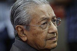 Thủ tướng Malaysia có ý định 'khai tử' tất cả các dự án đầu tư từ Trung Quốc