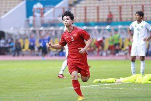 Kết quả trận U23 Việt Nam vs U23 Pakistan, Bảng D ASIAD 2018: Công Phượng lỡ 2 quả 11m, U23 Việt Nam thắng đậm