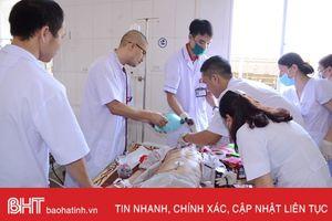 Ứng dụng kỹ thuật cao, bệnh viện ở Hà Tĩnh 'hút' cả bệnh nhân Nghệ An