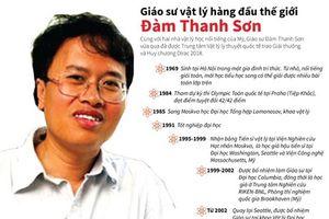 Giáo sư Vật lý hàng đầu thế giới Đàm Thanh Sơn
