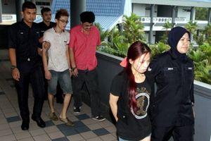 Một phụ nữ Việt cùng bạn trai thoát án tử hình tại Malaysia