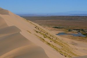 Lộ căn cứ quân sự bí mật giữa sa mạc của Trung Quốc vì Google Earth?