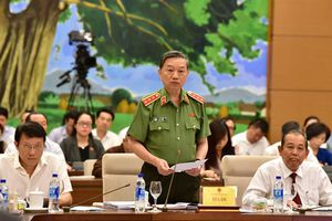 Bộ trưởng Tô Lâm nói về 'bài học xương máu' của lực lượng CA