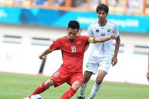 Kết quả trận Olympic Việt Nam vs Olympic Pakistan