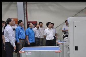 'Đầu tàu' kéo ngành sợi Nam Định đổi mới