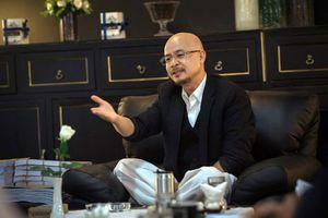 Đây mới thực sự là lý do ông vua cafe Đặng Lê Nguyên Vũ liên tục mua siêu xe