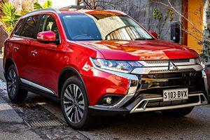 Mitsubishi Outlander 2019 bổ sung cửa gió hàng ghế sau