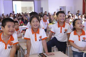 3 học sinh tiểu học Việt Nam tham gia cuộc thi tính nhẩm siêu tốc quốc tế